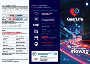 GEARLIFE-Brochure